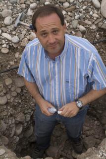 Edy del Popolo, viticulturalist, Doña Paula