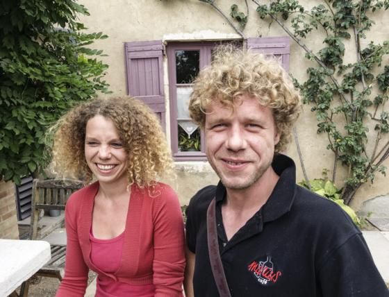 Camille and Matheiu Lapierre