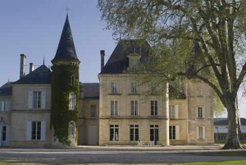 Château Cantemerle never looked lovelier