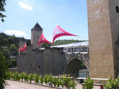 Sur le Pont, .....de Valentré