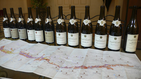 Spanning the Côtes with Faiveley
