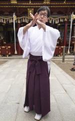 Shiogama priest
