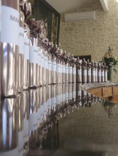 Tasting, Tasting, Tasting, at Château Rauzan Gassies