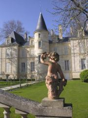 Back at Pichon Lalande