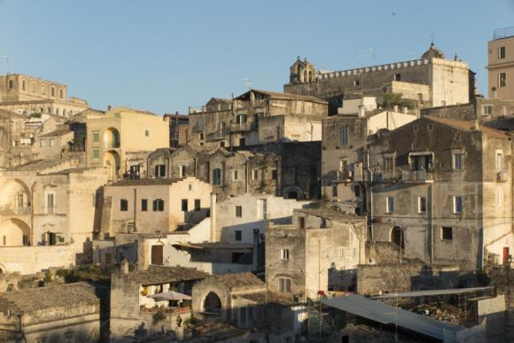 Matera's Sassi district