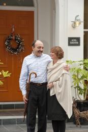 Gérard and Nina
