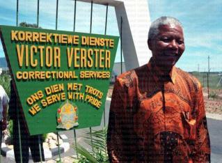 Nelson Mandela © oryxmedia